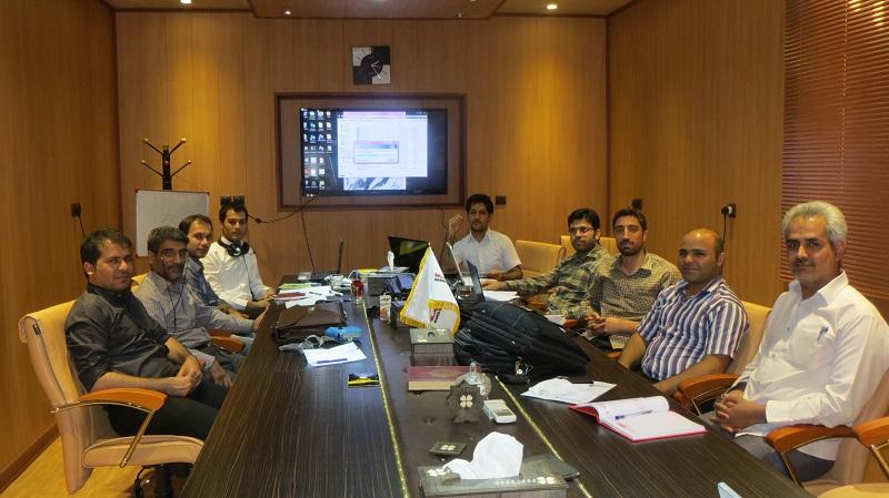 برگزاری دوره ی آموزش طراحی پمپ
