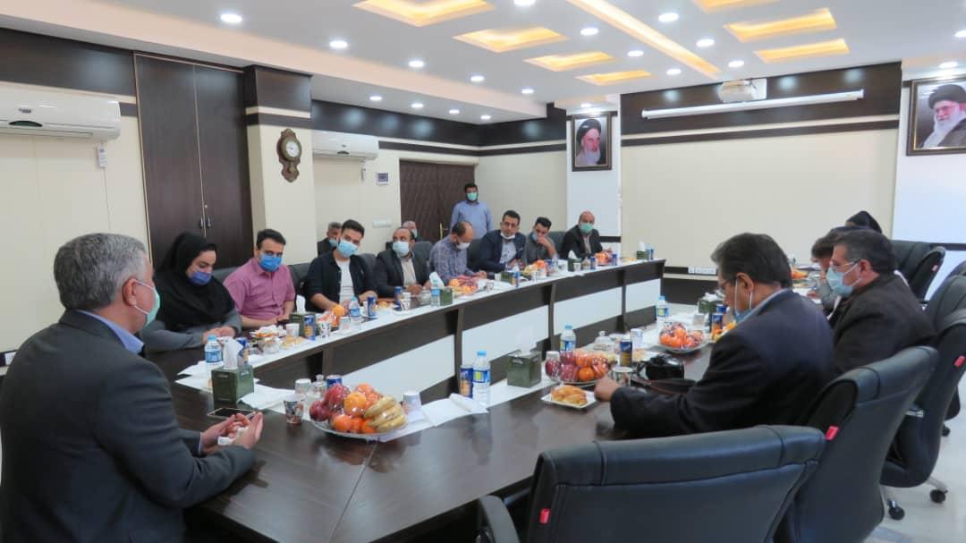 آمادگی شرکت راصد صنعت توسعه برای کمک به مهار آبگرفتگی در خوزستان