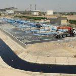 احداث سیستم خنک کننده آب برگشتی کندانسورهای کشت و صنعت حکیم فارابی